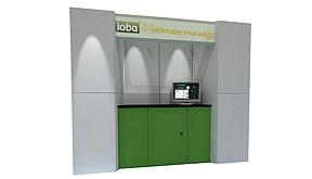 Modular laminate panel exhibit systems from Tradeshow Displays in Los Angeles