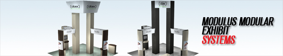 Modulus Modular Exhibit Systems