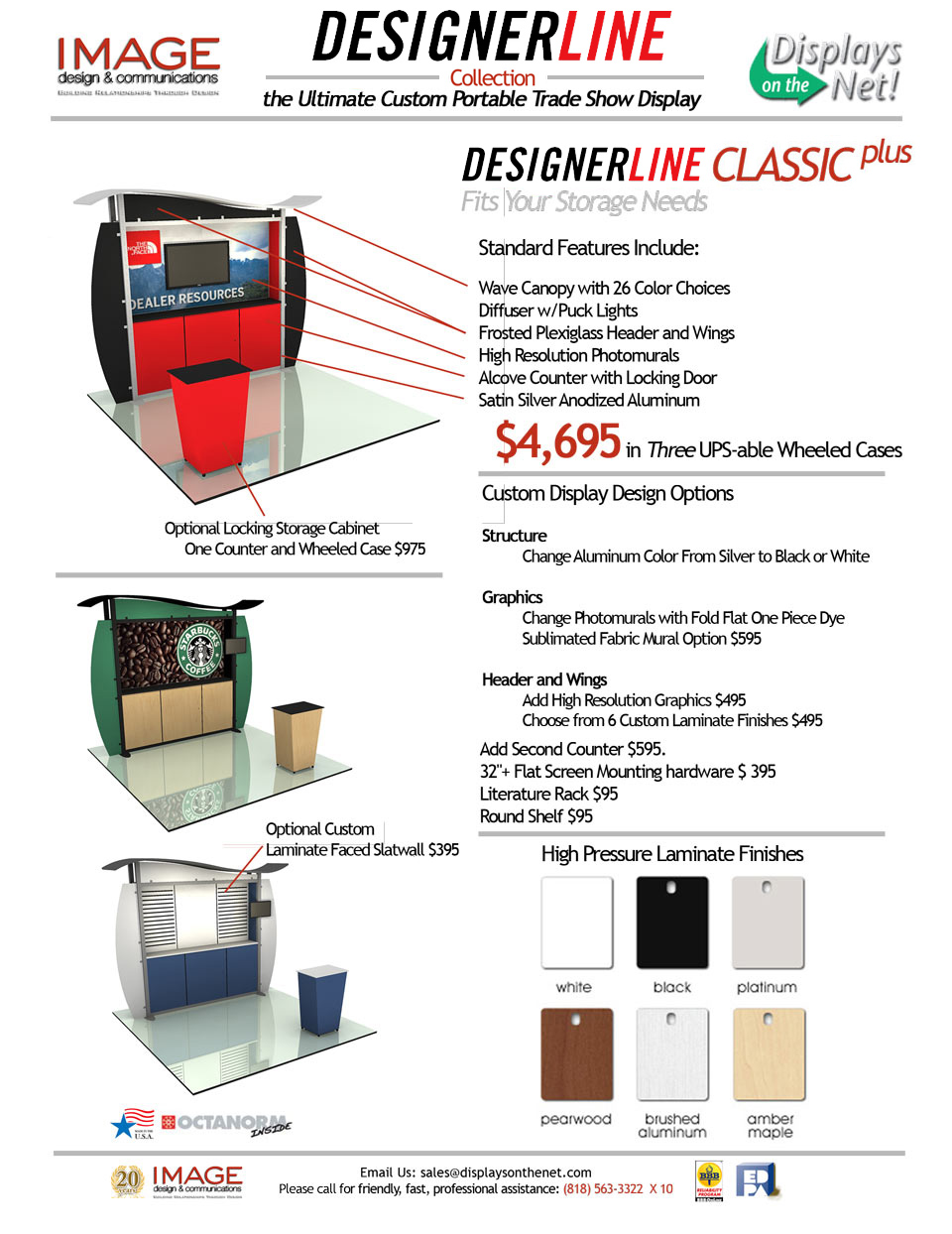 DesignerLine Classic Plus